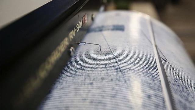 Antalya'da korkutan deprem