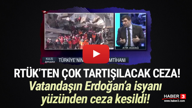 RTÜK'ten Milli Görüş'ün kanalına dikkat çeken ceza!