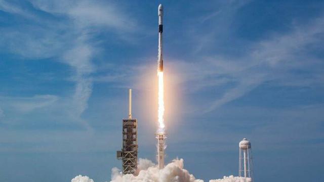 SpaceX fırlatılışını iptal etti