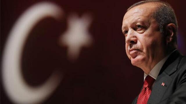 Cumhurbaşkanı Erdoğan'dan camiye yapılan polis baskınına kınama