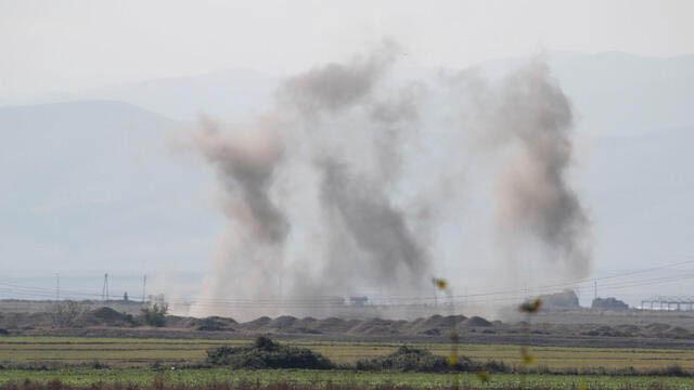 Ermenistan'dan sivillere alçak saldırı! Can kayıpları var
