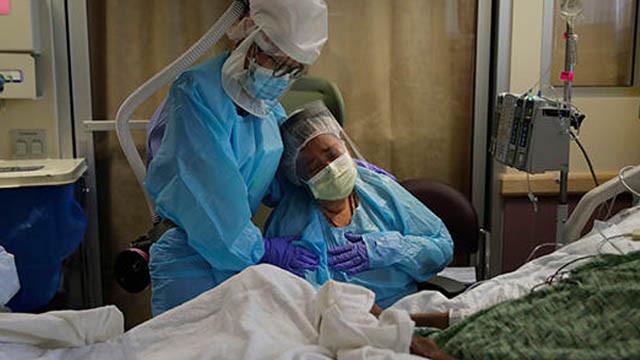 ABD'de korkunç iddia! Korona ölümlerinin sayısı 500 bini bulacak
