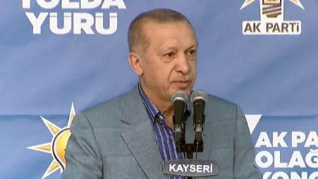 Cumburbaşkanı Erdoğan: Zihinsel noktada bir tedaviye ihtiyacı var