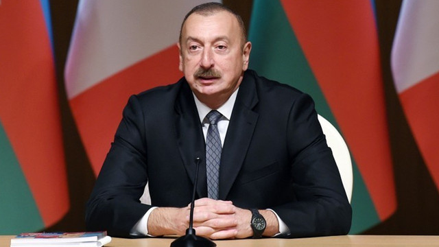 Aliyev silah aldıkları ülkeleri açıkladı! Türkiye ilk sırada değil