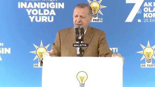 Erdoğan'dan ABD'ye rest: Kiminle dans ettiğinizin farkında değilsiniz