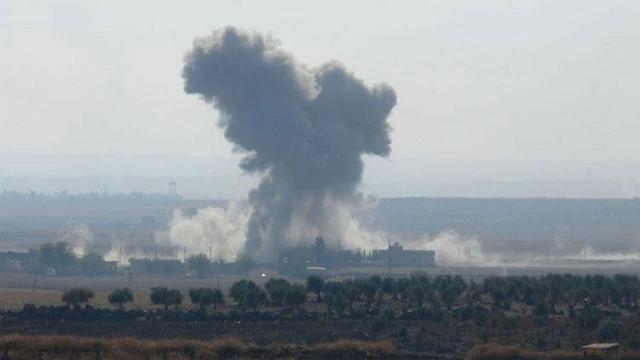 Rus uçakları Türkiye'nin desteklediği SMO askerlerini vurdu