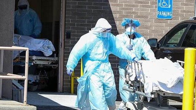 ABD'de koronavirüsten ölenlerin sayısı 230 bin 512'ye yükseldi