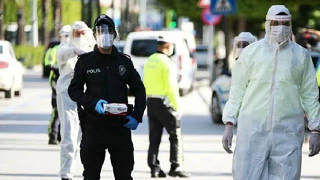 İçişleri Bakanlığı 1 haftalık koronavirüs denetim rakamlarını açıkladı