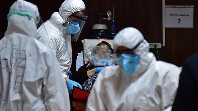 Koronavirüsün yeni merkez üssü açıklandı: Burnumuzun dibi!