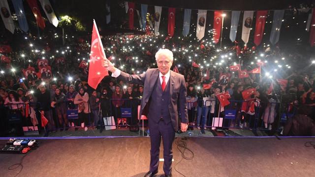 Şişli 29 Ekim Cumhuriyet Bayramı'nı kutluyor