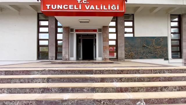 Tunceli'de eylem ve etkinlikler 15 gün süreyle yasakladı