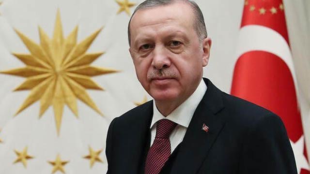 Cumhurbaşkanı Erdoğan'dan ''Mevlid Kandili'' mesajı