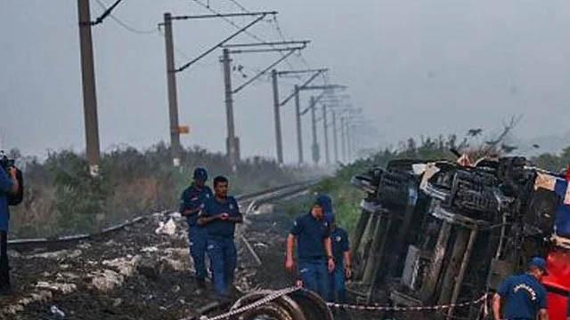 Çorlu'daki tren faciasıyla ilgili yeni gelişme