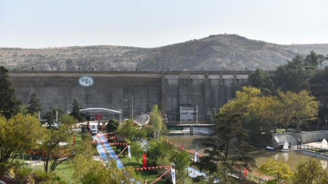 Çubuk-1 Barajı rekreasyon alanı Başkentlileri bekliyor