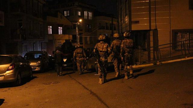 İstanbul'da DHKP-C operasyonu: Gözaltılar var