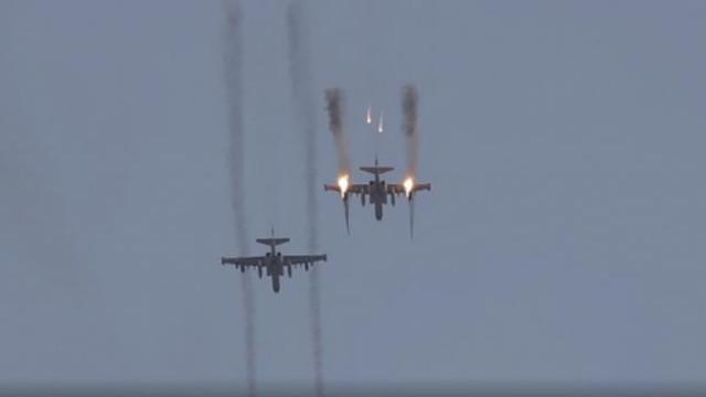 Azerbaycan,  Ermenistan'a ait 2 savaş uçağını düşürdü!