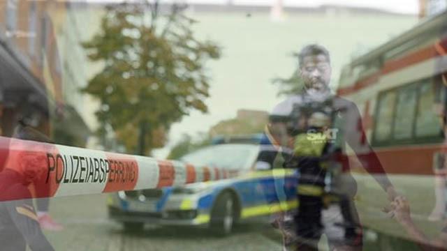 Almanya'da otomobil dehşet saçtı: 1 ölü, 3 yaralı