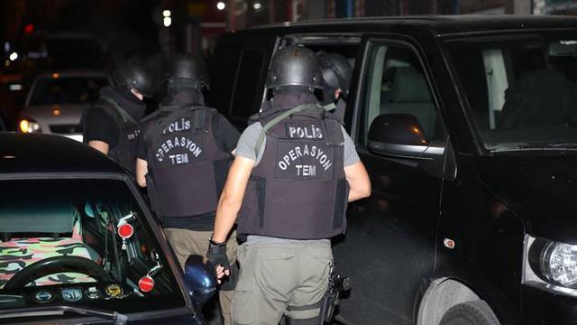 İki ilimizde IŞİD operasyonu: 34 gözaltı