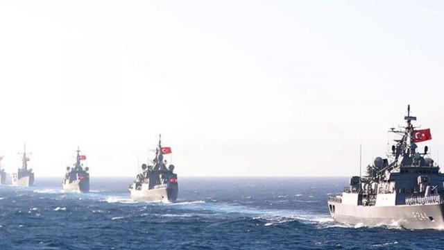 Deniz Kuvvetleri'nin gemileri 8 aydır karantinada
