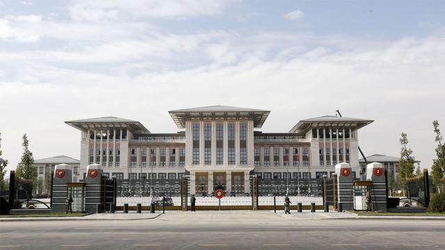 Cumhurbaşkanlığı Sarayı'nda koronavirüs vakası iddiası!