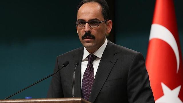 Cumhurbaşkanlığı Sözcüsü İbrahim Kalın'dan depremle ilgili açıklama