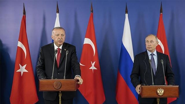 Putin'den İzmir'deki depremle taziye mesajı