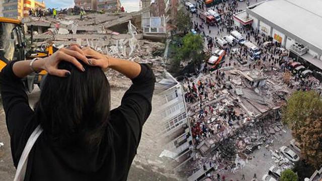 İzmir'de deprem fırtınası! AFAD son bilgileri paylaştı