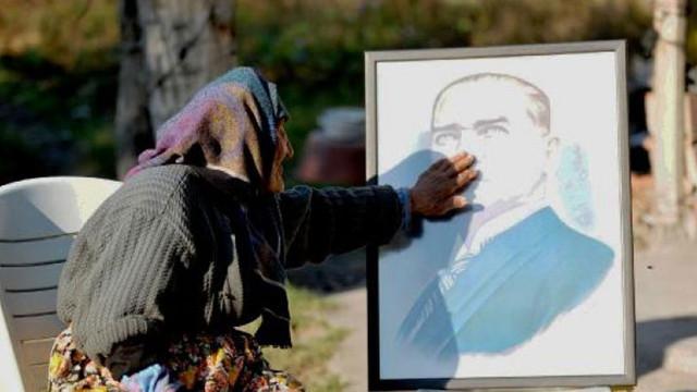 120 yaşındaki Fatma nine Atatürk ile arasındaki diyaloğu böyle anlattı