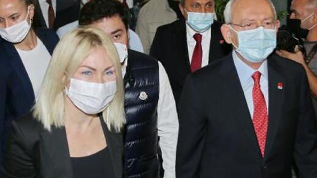 Kılıçdaroğlu, Muhittin Böcek'i ziyaret etti
