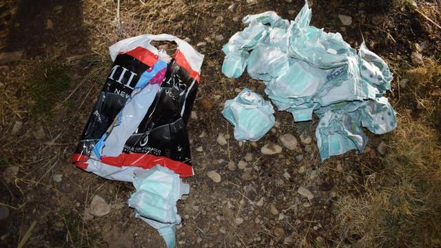 Suriye'den sızan bombacı teröristler son anda yakalandı