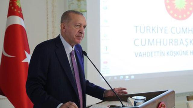 Cumhurbaşkanı Erdoğan: Türkiye'yi 2023 hedeflerine ulaştıracağız