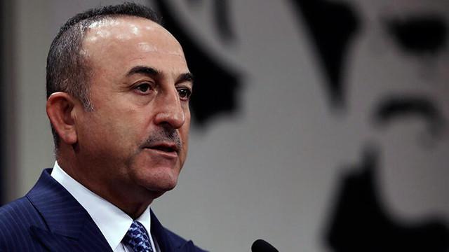 Dışişleri Bakanı Çavuşoğlu, IKBY Başkanı Barzani'yle görüştü