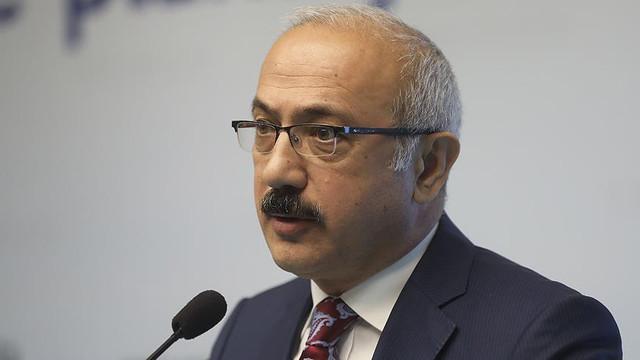 Bakan Elvan'dan Merkez Bankası'na destek açıklaması