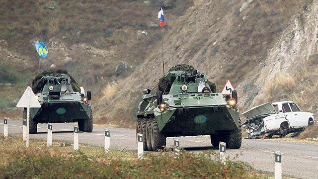 Rusya Savunma Bakanı açıkladı! Dağlık Karabağ'a asker sevkiyatı tamamlandı