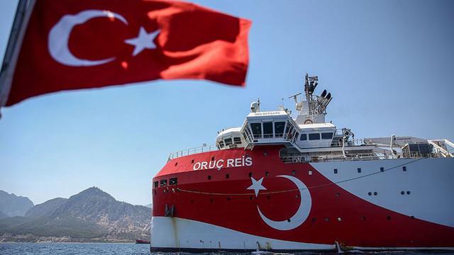 Türkiye'den Akdeniz'de yeni Navtex kararı
