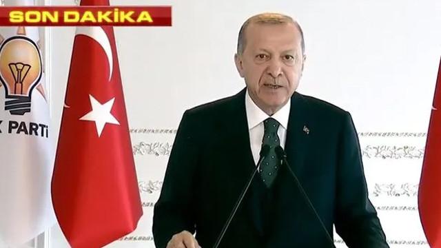 Cumhurbaşkanı Erdoğan: İlave tedbirler gelebilir