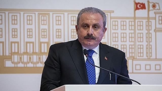 TBMM Başkanı Şentop'tan sert açıklama! Türkiye bu edepsizliğin hesabını...