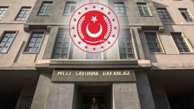 MSB'den Türk gemisinin hukuk dışı aranmasıyla ilgili açıklama