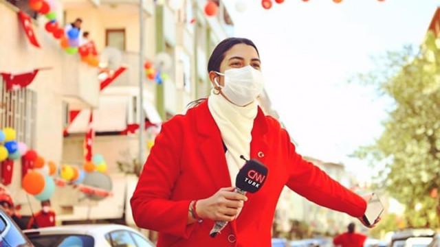 CNN Türk muhabiri Fulya Öztürk'ten kötü haber