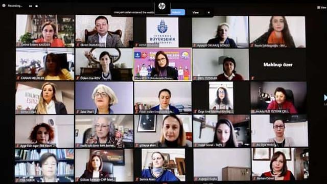 İBB, 25 Kasım'da 'Kadın Destek Hattı'nı hizmete açtı