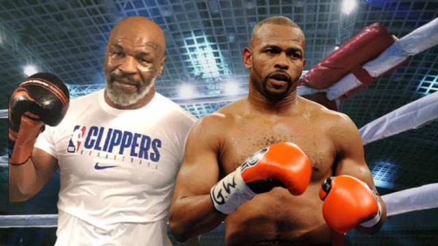 Mike Tyson – Roy Jones Jr. Maçı S Sport Plus'ta!