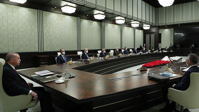 MGK toplantısı sonrası ''İrina Harekatı'' açıklaması