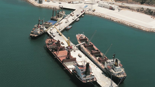 Bir limanımız daha yabancılara satıldı!