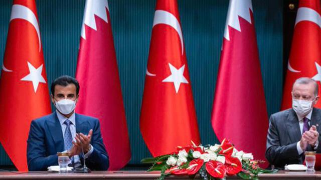 Erdoğan: Katar halkıyla dayanışmamızı güçlendirerek sürdüreceğiz