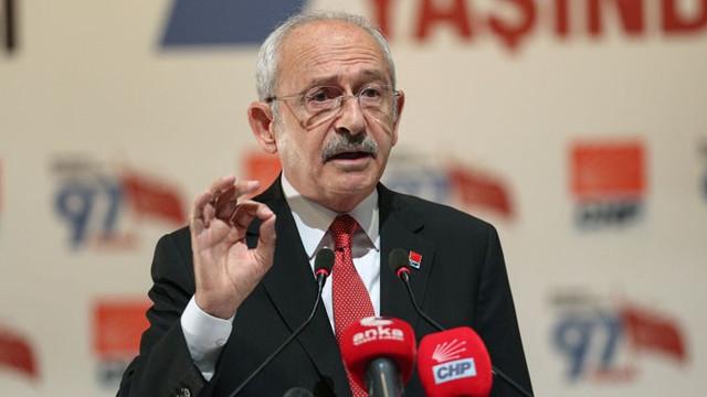 Kılıçdaroğlu: ''Başarısız olanları değiştireceğiz''