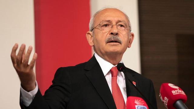 Kılıçdaroğlu: ''Ne oluyor bu Katar aşkı?''