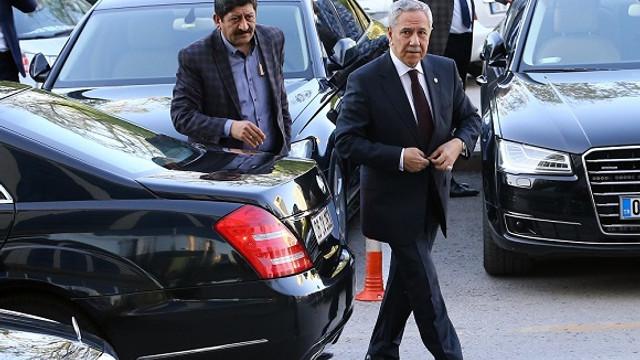 Bu iddia çok konuşulur: ''Erdoğan'dan hakimlere Arınç talimatı''