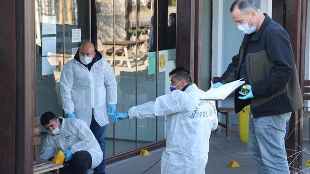 Cezaevi çıkışında silahlı saldırı: 1 ölü