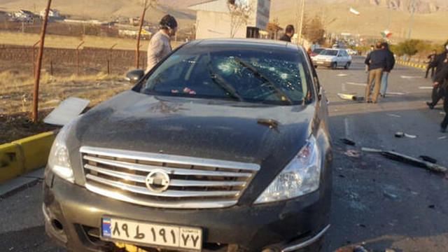 İran'da bilim insanına terör saldırısı!
