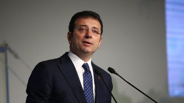 İBB Başkanı İmamoğlu'ndan ''Kanal İstanbul'' açıklaması
